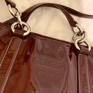 Coach Vintage Patent Leather Purse